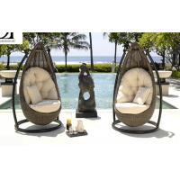 China Supplier of Patio Swing, OUtdoor Furniture, Rattan Hanging Chair, Cheap but quality on sale