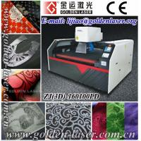 Best Galvo CNC Laser Engraving Garment Punching Machine wholesale