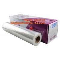 Quality Newly design household food grade excellent quality factory price cling film for sale