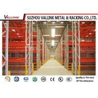 Best Medium Duty Warehouse Pallet Rack System , Steel Shelves For Storage wholesale