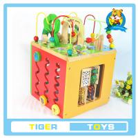 Quality educational toys for kids-Wooden Toy beads for counting for sale