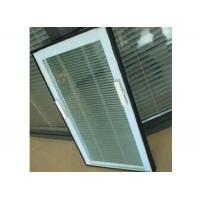 Quality China Tilt & Lift -Magnetically Operated Blinds Closed Together To The Top for sale