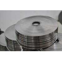 Quality 0.6 mils Nickel-based Amorphous Ribbon Alloy Strip For High Frequency Transformers for sale