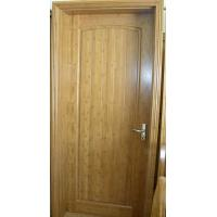 Quality Solid 100% natural Bamboo interior home Doors Easy to install for sale