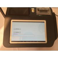 Best Smart Fingerprint Authentication Wireless POS Terminal with Build - in Camera wholesale