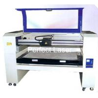 China Galvanometer head CO2 Laser Cutting Machines / Leather Laser Cutter Machine on sale