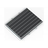 Quality Anti Rust Galvanised Drain Grate for sale