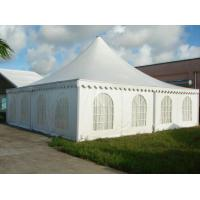 Quality 10x10m Outdoor aluminum pagoda luxury tent for event for sale