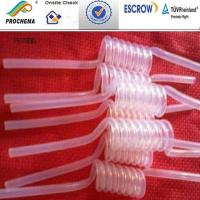 Quality FEP coiler ,FEP coil pipe , FEP snake shape tube , FEP pipe in coil for sale