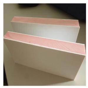 Buy cheap PVC-XPS Sandwich Panel ,PVC board two side, core: XPS foam from wholesalers