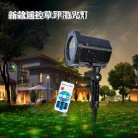Quality Lawn single hole with remote control waterproof laser lights outdoor decorative holiday lights outdoor waterproof effect for sale