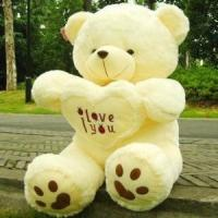 Quality Professional Cute Plush Toys , Large Plush Teddy Bear For Girlfriend for sale