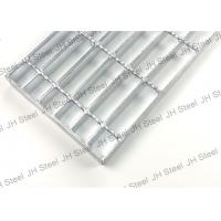 Quality Low Carbon Steel Grid Mesh Ground Galvanized Steel Balcony Grate Anti Rust for sale