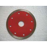 Quality diamond cutting blades for tiles for sale