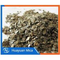 Quality Raw Vermiculite supplier for sale