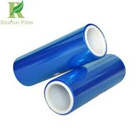 China 0.02-0.20mm Factory Direct Blue Ldpe Adhesion Surface Protective Film on sale