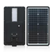 Quality IP65 Waterproof 40 W Integrated LED Street Light , All In One Solar Light for sale