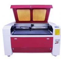 Quality Industrial Laser Engraving Cutting Machine Min Letter 2x2mm With DSP Control for sale