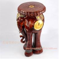 Best Big Size European Style Resin Elephant Stool for Home Decoration or as Gifts & Resin Elephant Crafts(XH007) wholesale