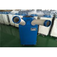 Buy cheap Floor Standing 5500w Ton Portable Spot Coolers 220V 50HZ 450 * 510 * 1100 Size from wholesalers