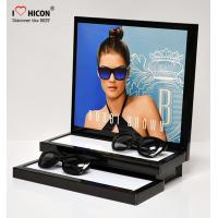Quality Custom Sunglass Counter Display Acrylic Advertising Countertop Display Stand for sale