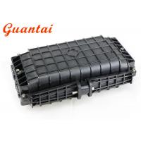 Quality 12 And 24 Cores Capacity Fiber Optic Joint Enclosure Rectangular Duct Mounting for sale