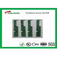 China Flexible PCB Prototype Single Side with Polyimide Material for Electronics Book on sale