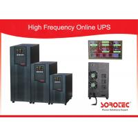 Best Battery voltage can be choice Efficiency up to 93.5 % high frequency online UPS wholesale