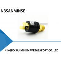 Quality NBSANMINSE SMF08 Small Multi - Purpose Pressure Switch Fixed Set Point Automatic Reset Factory Calibrated for sale