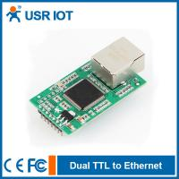 Quality [USR-TCP232-E2] 2 -TTL Interface TTL to Ethernet TCP/IP Module for sale