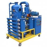 Quality Double-Stage Vacuum transformer Oil Purifier/Filtration/Recycling for sale