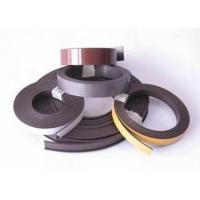 Best 4.95 g/ cm3 Permanent Flexible Magnetic Material, Rubber  magnet, Isotropic rubber wholesale