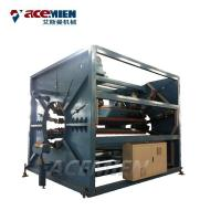 Quality UPVC PVC Pipe Manufacturing Machine Water Supply 16-200mm Diameter 380V for sale
