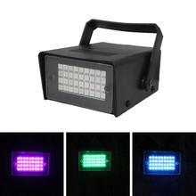 Quality Mini 36pcs SMD LED Strobe Lights Portable Nightclub DJ Flash Light for sale