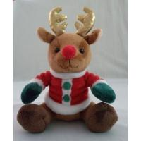 Quality Reindeer Soft Toy Plush Toy for sale