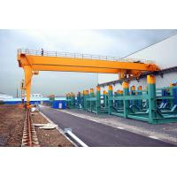 Quality Warranty 2 years BMH semi-door competitive price 5t -35t semi gantry crane for sale