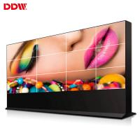 Buy Narrow Bezel DDW LCD Video Wall Monitor Ultra Thin 8 Bit 16M Color Support Variety Signal Ports at wholesale prices