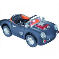 Buy cheap Good quality 12v electric toy rc children ride on cars with stereo amplifier toy from wholesalers