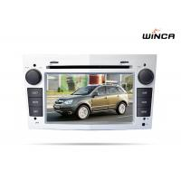 Quality Professional Opel Astra Dvd Navigation, Opal Car Navigation And Multimedia System for sale