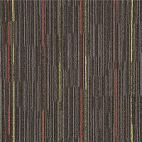 Buy Colorful Indoor Outdoor Carpet Tiles / Commercial Grade Carpet Tiles at wholesale prices