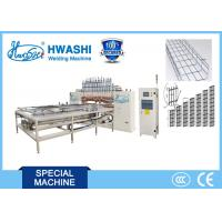 Best Wire Basket Cable Tray Welding Machine / Wire Cable Tray Making Machine / Wire Cable Mesh Tray Making Machine wholesale