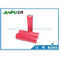 Quality E - Bike Cylindrical Lithium - Ion Rechargeable Battery Cell 2500Mah for sale