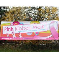 Quality Customized Colorful Flex PVC Vinyl Banners For Advertising , Digital Printing for sale