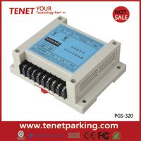 China Smart Traffic Light System Controller for Single Passage Parking Road on sale