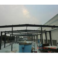 Quality Modern Light Steel Frame Building , Q235 / Q345 Rustproof Large Span Steel Structures for sale