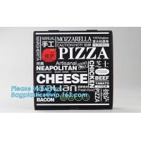 China Wholesale pizza cartons square corrugated pizza boxes,Quality italy Pizza Boxes,Pizza Packaging box,Custom Pizza Box Des on sale