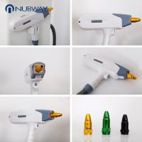 Buy cheap 2018 hot sale Q-switch nd yag laser salon use tattoo removal machine from wholesalers