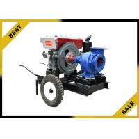 Quality High Pressure Water Pump Single Stage , Agriculture Diesel Engine Pump Irrigation for sale