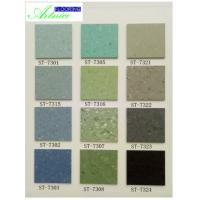 Buy PVC Flooring , Homogeneous PVC Flooring , Commercial PVC resilient Flooring in roll, 2.0mm*2.0m*20m at wholesale prices