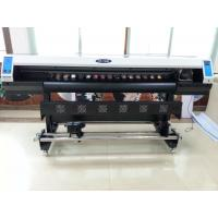 Best 1.8m Low Cost  Eco Solvent Printer with Epson DX6 Heads for flex banner printing wholesale